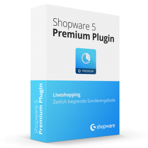 Liveshopping Shopware Premium Plugin