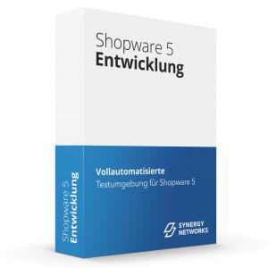 Shopware Testumgebung