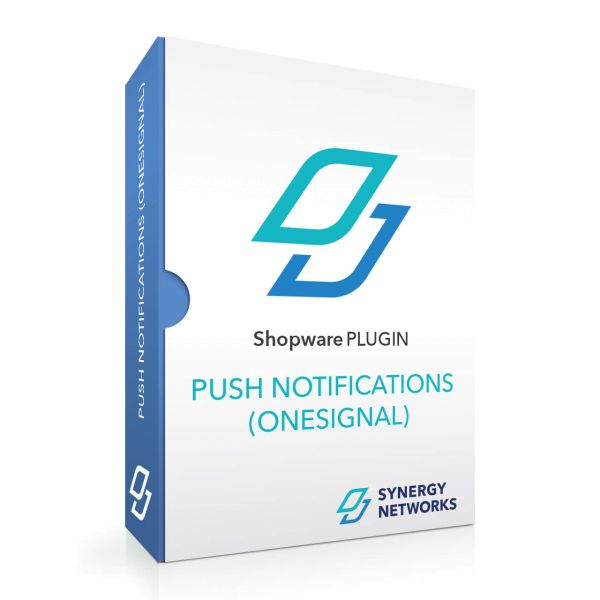 Shopware Plugin Push Notifications One Signal