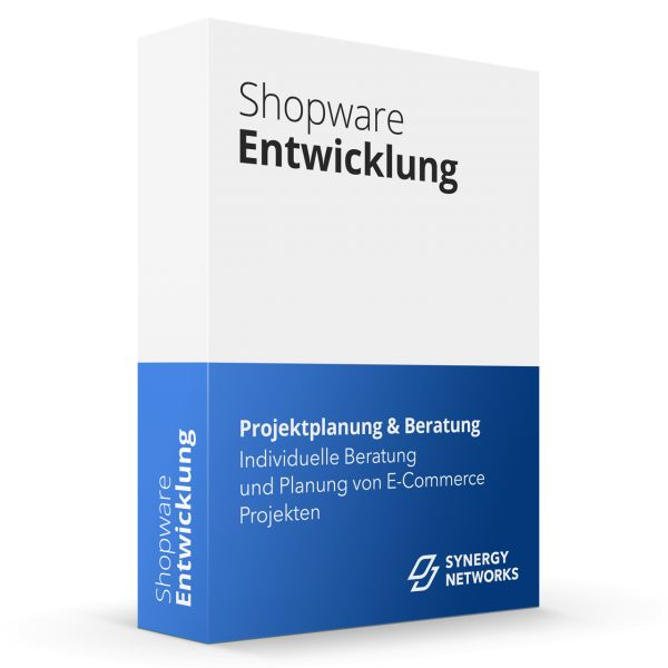 Shopware Projektplanung und Beratung