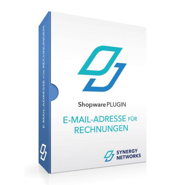 E-Mail-Adresse für Rechnungen