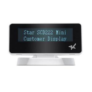 POS Kundendisplay SCD222 Star Micronics
