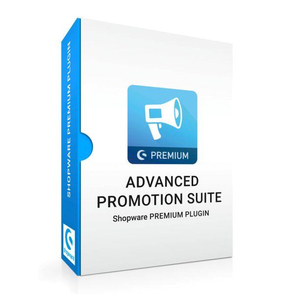 Advanced Promotion Suite Shopware Premium Plugin